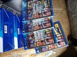 CD GTA PS4