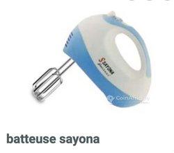 Batteuse