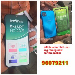 Infinix Smart HD 2021 32 Go