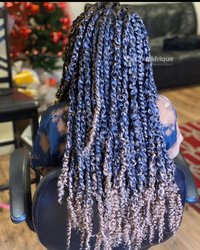 Mèches Passion Twists