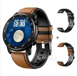 Smart Watch cuir