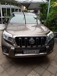 Toyota Land Cruiser TX 2016