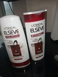 Shampooing démélant et masque pour cheveux