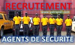 Recrutement - vigiles et superviseurs