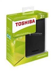 Disque dur externe Toshiba 2 To