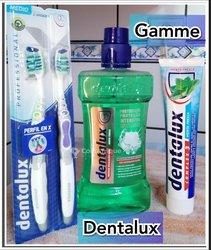 Gamme Dentalux