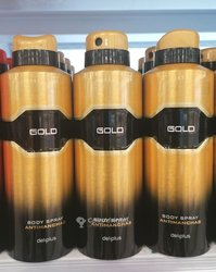 Déodorant Gold