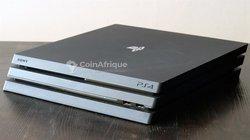 PS4 Pro + Jeux