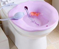 Pot de toilette intime femme