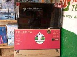 "TV LG Led 43"""