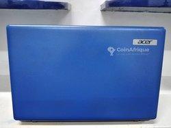 PC Acer bleu