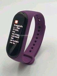 Montre tensiomètre Smart bracelet M5