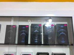iPhone 12 Pro Max - 128Go/256Go