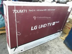 Led TV  LG Smart 4k 70