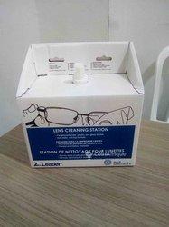 Station de nettoyage pour lunettes