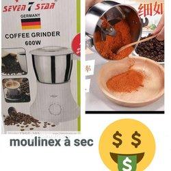 Moulinex à sec