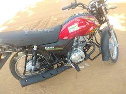 Moto Yamaha Crush 2020