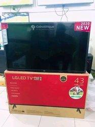 TV LG écran Plat 43 pouces