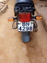 Moto Honda PCX 125 2012