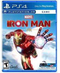 Jeux vidéos PlayStation 4 Iron Man