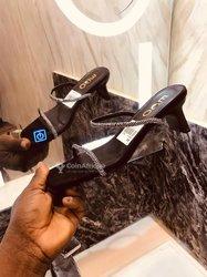 Sandales à talons pour femme