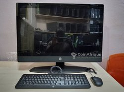 HP Z1 workstation 27 pouces all in one