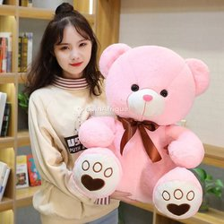 Ours peluche grand 40cm