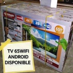 TV 43 - 50 - 55 - 65 - 75 pouces