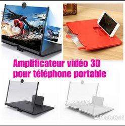 Amplificateur d'écran 3D pour téléphone portable