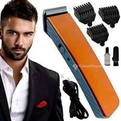 Tondeuse rechargeable pour barbe