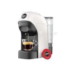 Pack machine à café à capsules Lavazza A Modo Mio Tiny Blanc + 9 capsules dégustation offertes