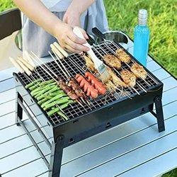 Grille électrique pour barbecue