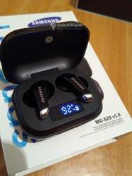 Écouteurs bluetooth LED Buds MG-S20