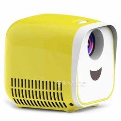 "Mini vidéoprojecteur 1000 lumens 1080p hdmi usb carte sd 100"" Vivibright l1"
