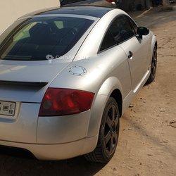 Audi Mk1 turbo