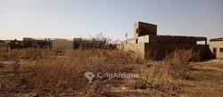 Vente Terrain 338 m² - Ouagadougou Ouaga 2000 Zone C Extension