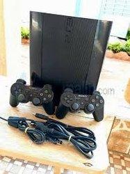 Playstation 3/20 jeux 2 manettes