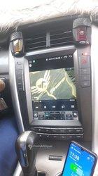 Radio auto - grand écran tactile - caméra de recul