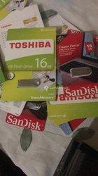 Clé USB - acier 16gigas