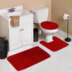Ensemble 3 pièces Pose-pieds salle de bain