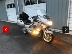 BMW K GTL Grise 2002