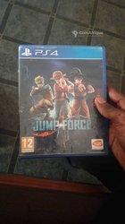 CD Playstation 4 jump force