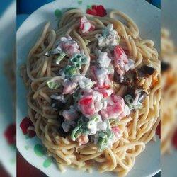 Spaghetti blanc