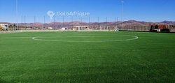 Construction et aménagement d'espace sportif
