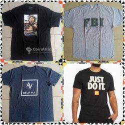 T-shirt et short