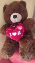 Big teddy love you