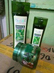 Shampooing - démêlant - bain d'huile