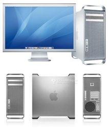 Apple MacPro Intel Xeon 8 cœurs