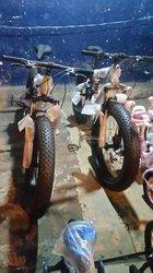 Vélo VTT grosses roues