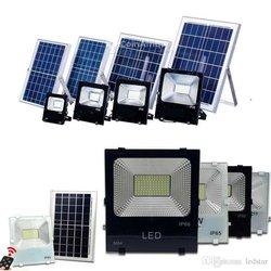 Lampadaires solaires LTE